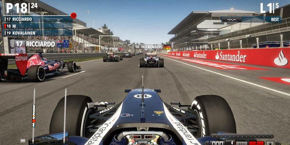 F1ゲーム